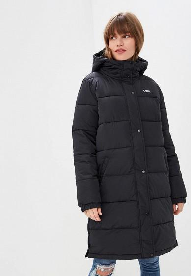Купить Куртка утепленная Vans - цвет: черный, Китай, VA984EWCAKT0