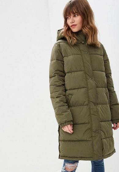 Купить Куртка утепленная Vans - цвет: хаки, Китай, VA984EWCAKT1