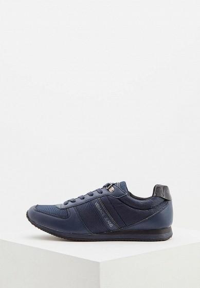 Купить Кроссовки Versace Jeans - цвет: синий, Китай, VE006AMBUZS0