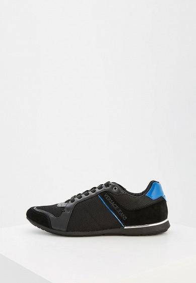 Купить Кроссовки Versace Jeans - цвет: черный, Китай, VE006AMZIB57