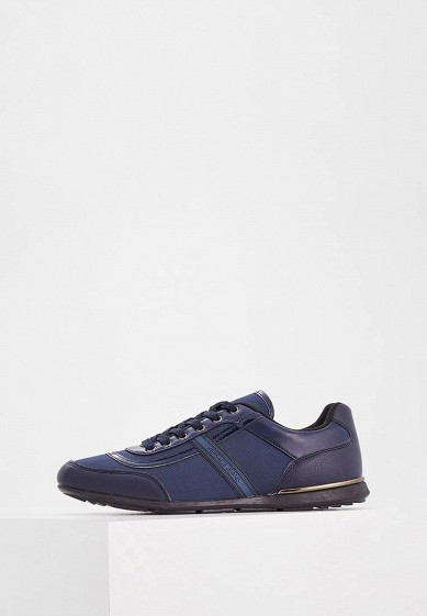 Купить Кроссовки Versace Jeans - цвет: синий, Китай, VE006AMZIB58