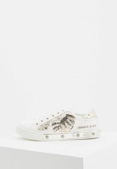 Купить Кеды Versace Jeans - цвет: белый, Китай, VE006AWAHJY0