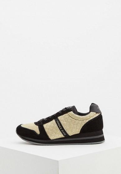 Купить Кроссовки Versace Jeans - цвет: золотой, Китай, VE006AWBVAK6