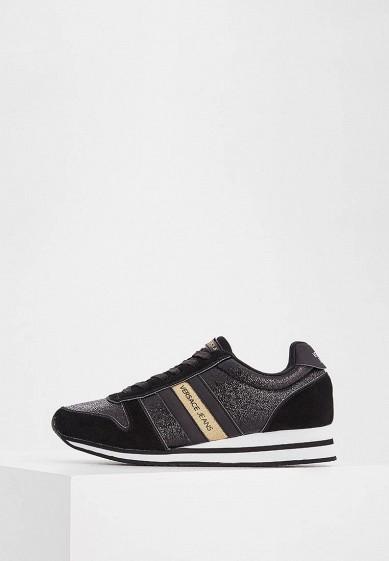 Купить Кроссовки Versace Jeans - цвет: черный, Китай, VE006AWZIC13