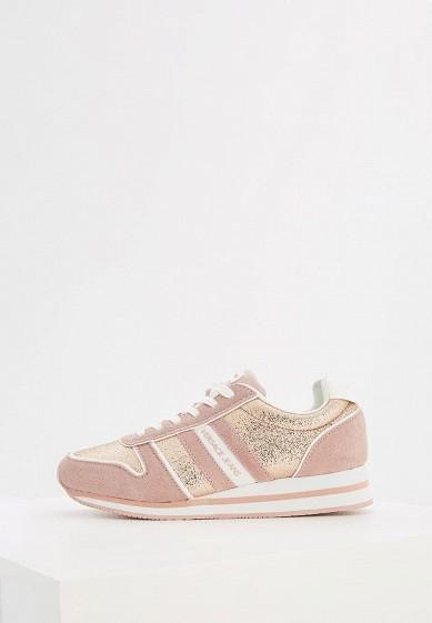 Купить Кроссовки Versace Jeans - цвет: розовый, Китай, VE006AWZIC15