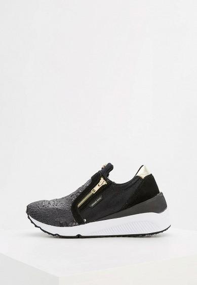 Купить Кроссовки Versace Jeans - цвет: черный, Китай, VE006AWZIC31