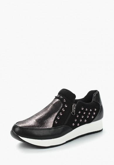 Кроссовки Vivian Royal - цвет: черный, Китай, VI809AWAUKA2  - купить со скидкой