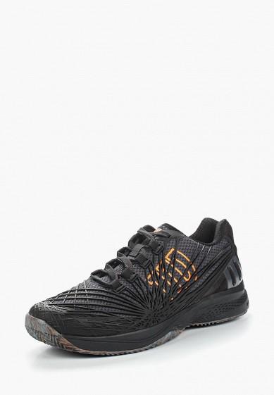 Кроссовки Wilson - цвет: черный, Вьетнам, WI002AMAOOQ2  - купить со скидкой