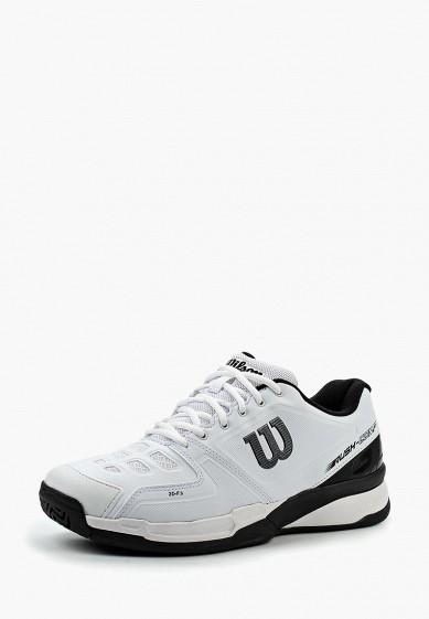 Купить Кроссовки Wilson - цвет: белый, Вьетнам, WI002AMAOOQ7