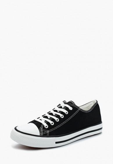 Купить Кеды WS Shoes - цвет: черный, Китай, WS002AMBCWV1