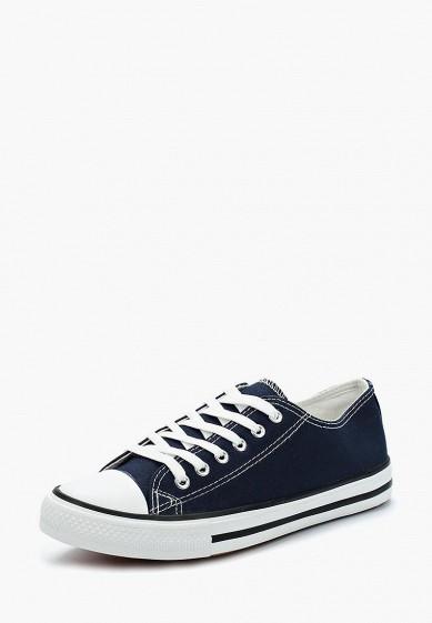 Купить Кеды WS Shoes - цвет: синий, Китай, WS002AMBCWV2