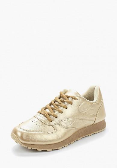 Купить Кроссовки WS Shoes - цвет: золотой, Китай, WS002AWAZAB5