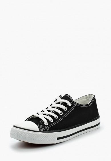 Купить Кеды WS Shoes - цвет: черный, Китай, WS002AWBCWU1