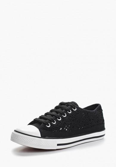 Купить Кеды WS Shoes - цвет: черный, Китай, WS002AWBCZD6
