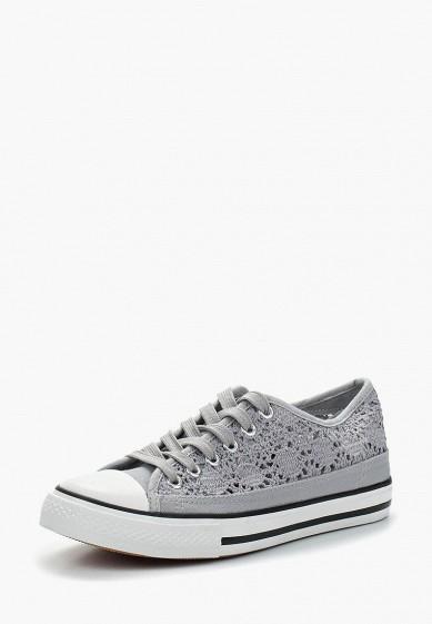 Купить Кеды WS Shoes - цвет: серый, Китай, WS002AWBCZD7