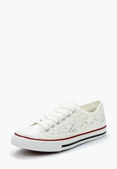 Купить Кеды WS Shoes - цвет: белый, Китай, WS002AWBCZD9