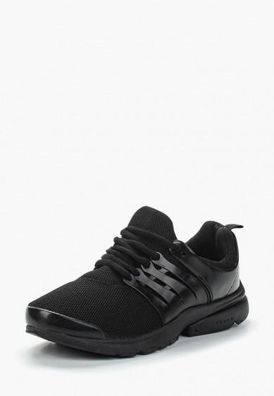Кроссовки WS Shoes - цвет: черный, Китай, WS002AWBCZI1  - купить со скидкой
