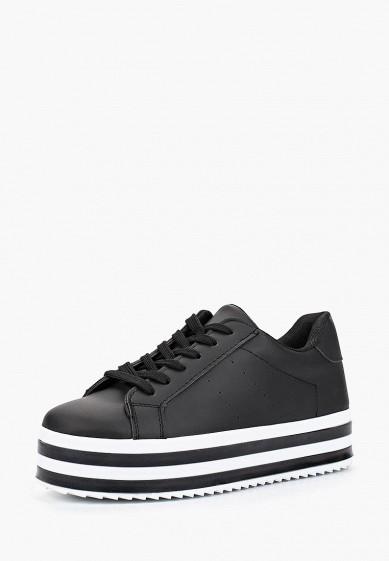 Купить Кеды WS Shoes - цвет: черный, Китай, WS002AWCBHU1