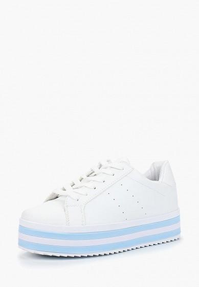 Купить Кеды WS Shoes - цвет: белый, Китай, WS002AWCBHU2