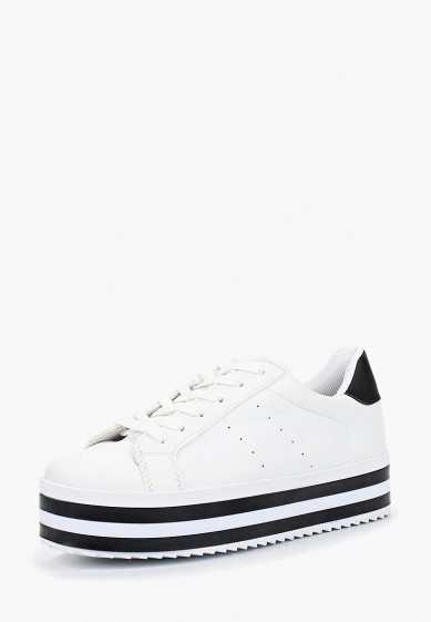 Купить Кеды WS Shoes - цвет: белый, Китай, WS002AWCBHU3