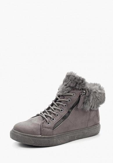 Купить Кеды WS Shoes - цвет: серый, Китай, WS002AWYSE27
