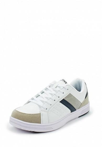Кеды Zenden Active - цвет: белый, Китай, ZE008AMAEEM4  - купить со скидкой