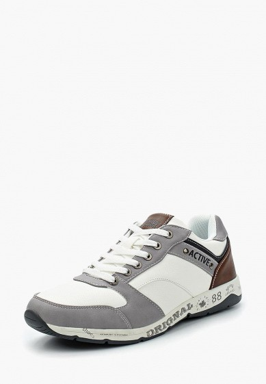 Купить Кроссовки Zenden Active - цвет: белый, Китай, ZE008AMAEEN1