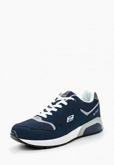 Купить Кроссовки Zenden Active - цвет: синий, Китай, ZE008AMHGM35