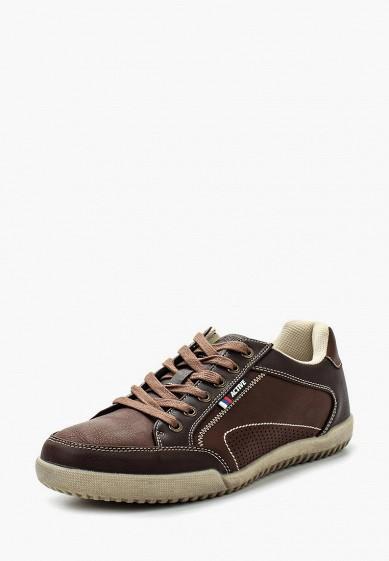 Купить Кеды Zenden Active - цвет: коричневый, Китай, ZE008AMPRC80