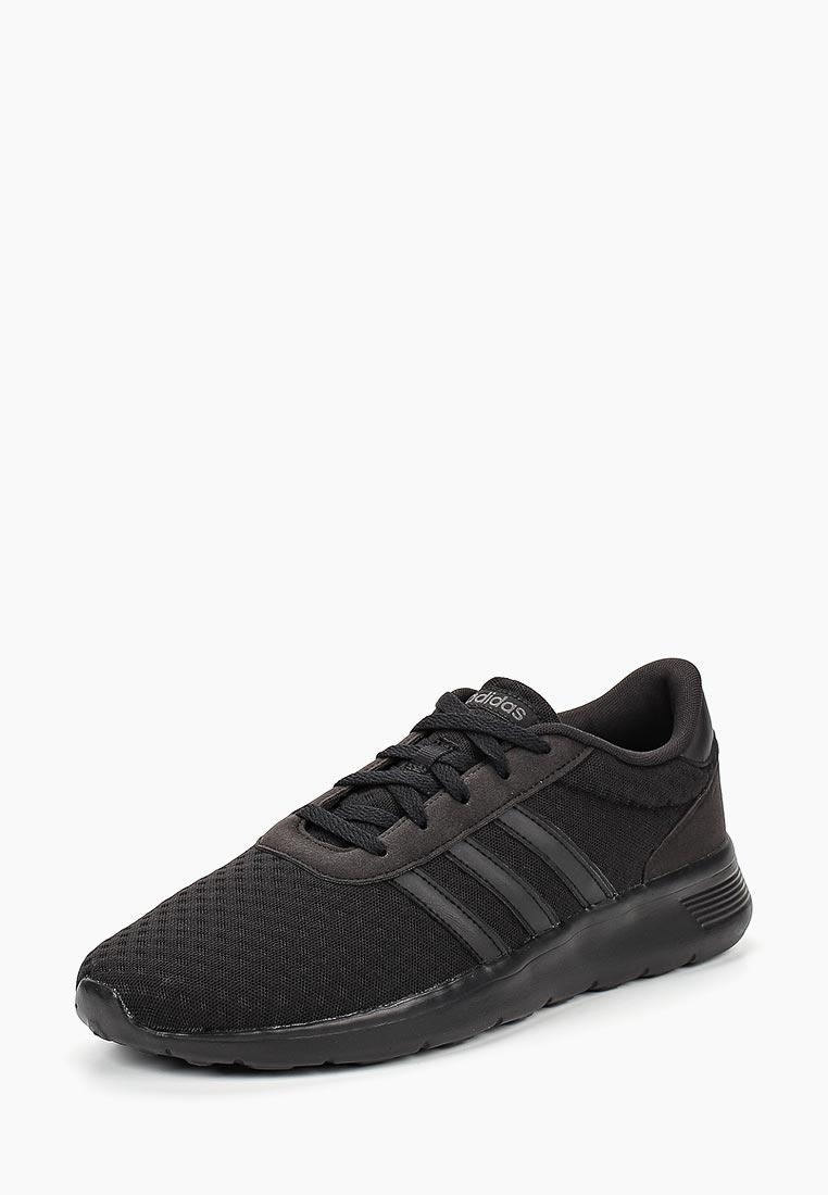 Кроссовки adidas - цвет: черный, Индонезия, AD002AMCDJN7  - купить со скидкой