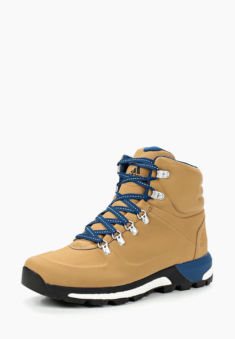 Купить Ботинки трекинговые adidas - цвет: бежевый, Китай, AD002AMDMDC4