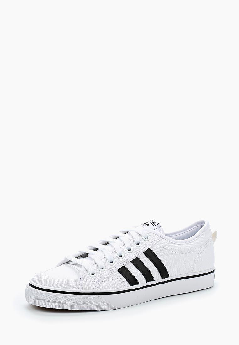 Купить Кеды adidas Originals - цвет: белый, Вьетнам, AD093AMALPQ5
