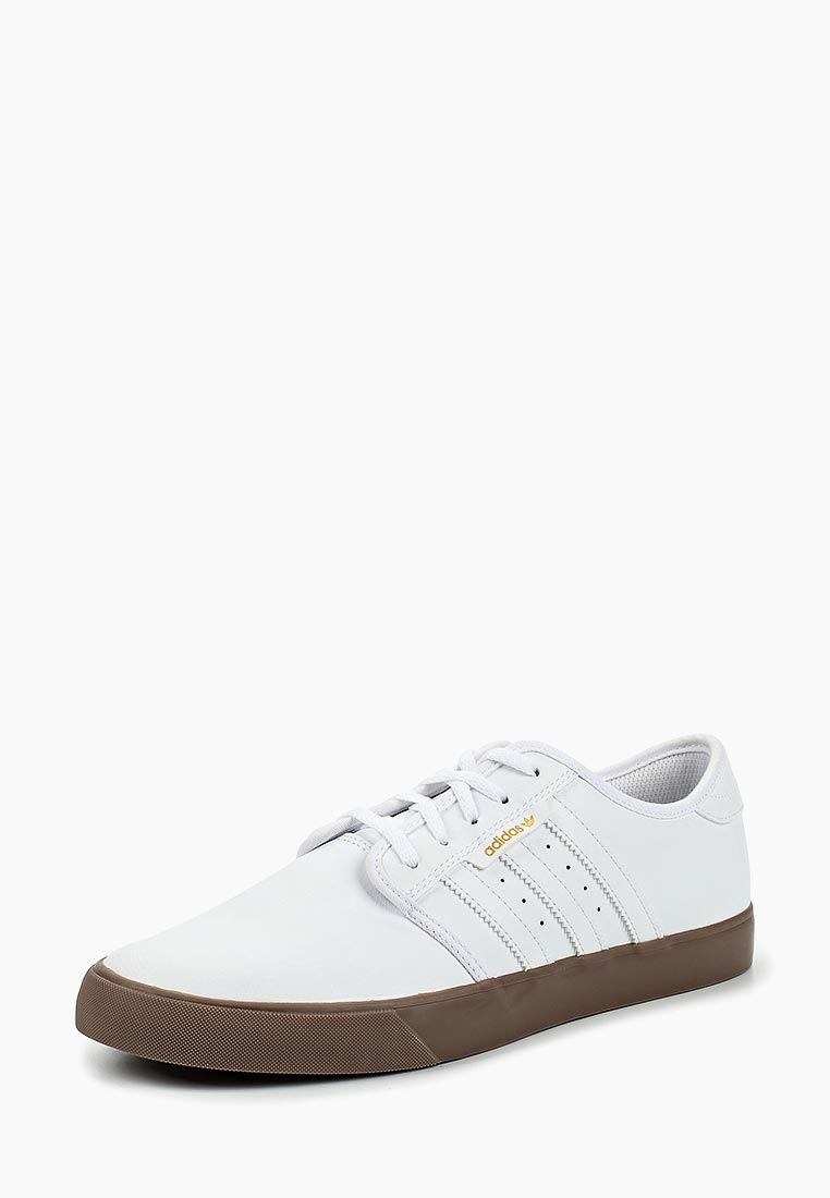 Купить Кеды adidas Originals - цвет: белый, Вьетнам, AD093AMDKOA3