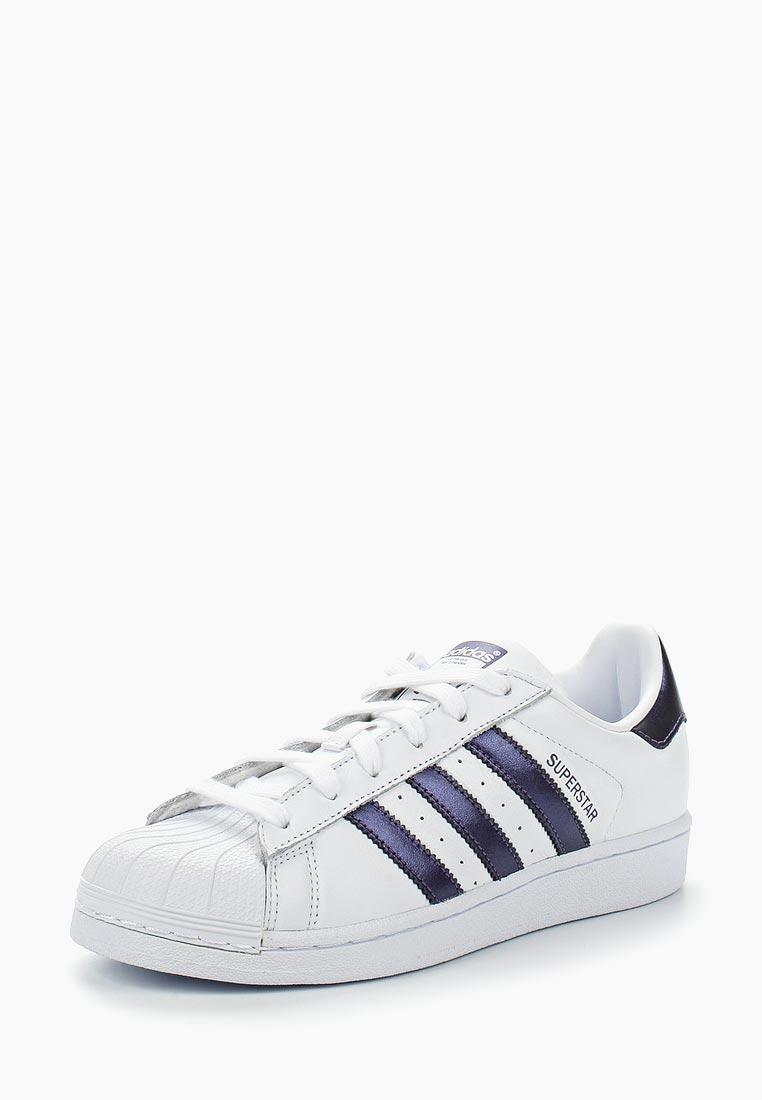 Купить Кеды adidas Originals - цвет: белый, Индонезия, AD093AWALQA1