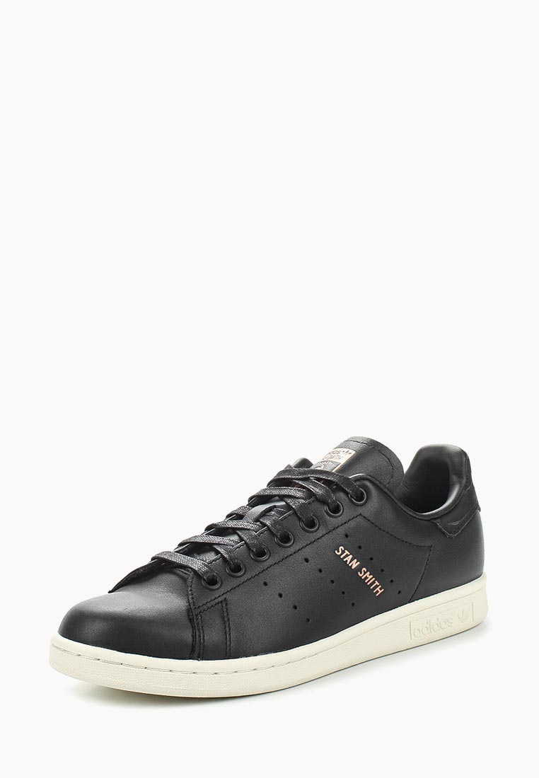 Купить Кеды adidas Originals - цвет: черный, Индия, AD093AWALQD2
