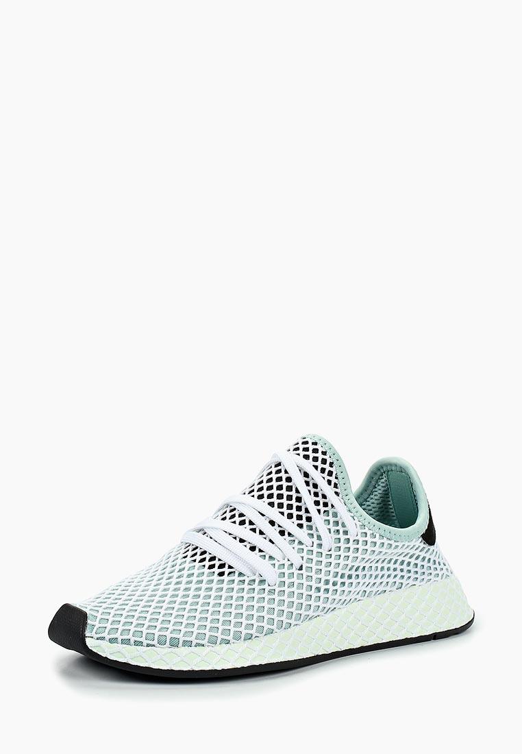 Купить Кроссовки adidas Originals - цвет: белый, Вьетнам, AD093AWDKOC1