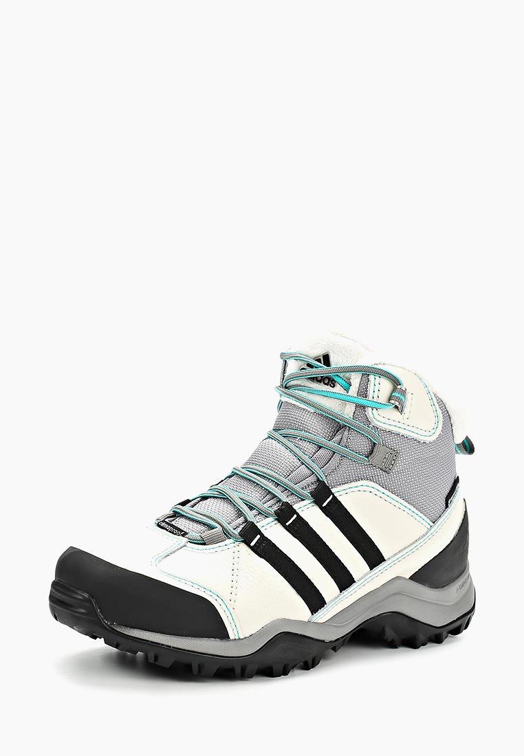 Купить Ботинки трекинговые adidas - цвет: белый, серый, Китай, AD094AWCAZ80