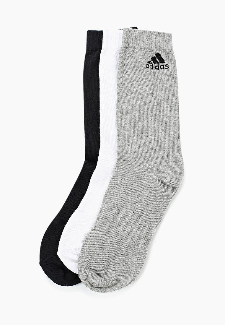 Купить Комплект adidas - цвет: белый, серый, черный, Китай, AD094FUQIH61