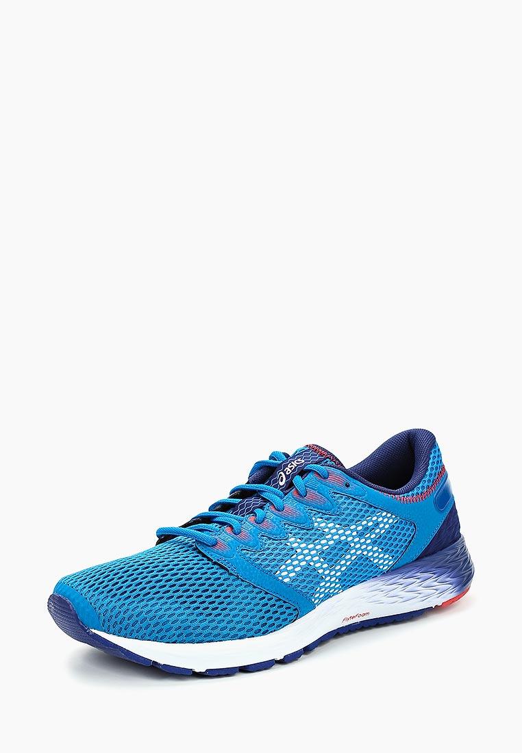 Кроссовки ASICS - цвет: голубой, Индонезия, AS455AMBRMS2  - купить со скидкой