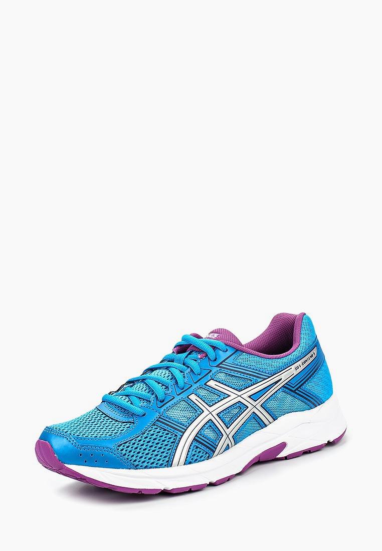 Кроссовки ASICS - цвет: голубой, Индонезия, AS455AWOVB96  - купить со скидкой