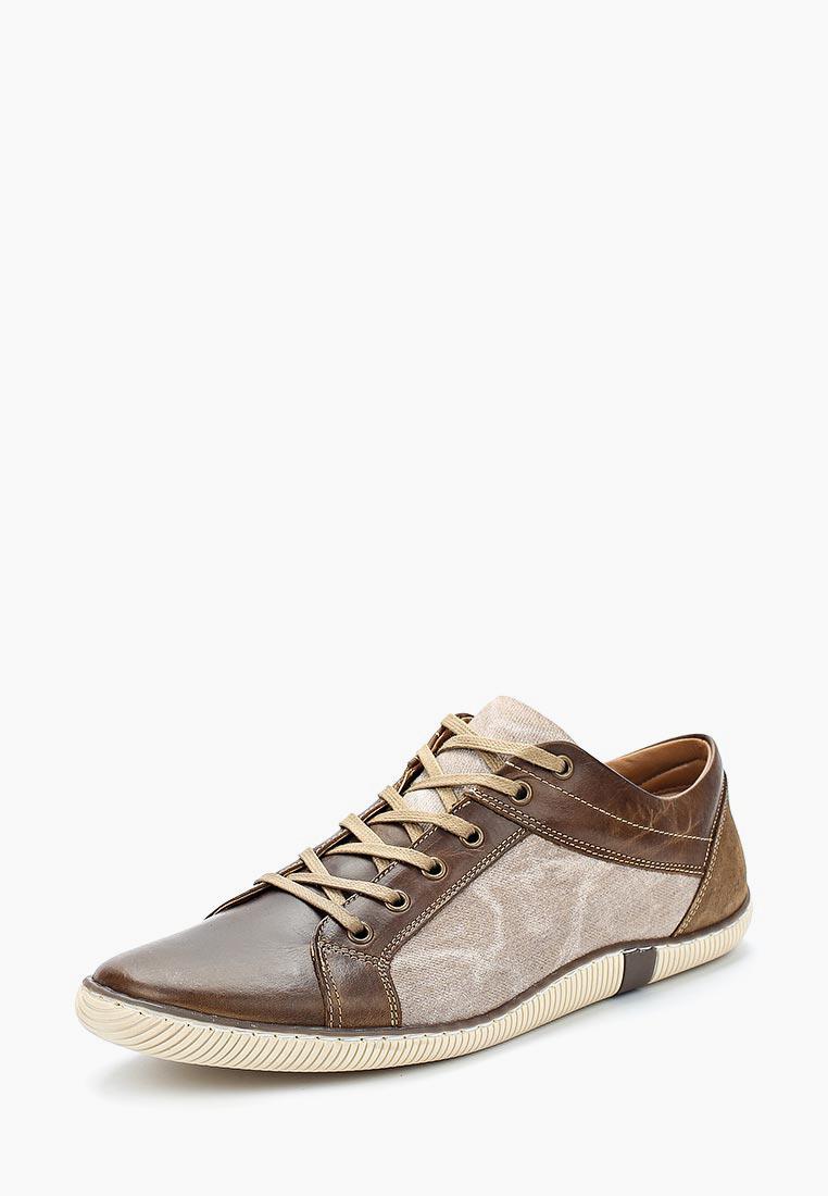 Кроссовки Dali - цвет: коричневый, Португалия, DA002AMAUKE6  - купить со скидкой