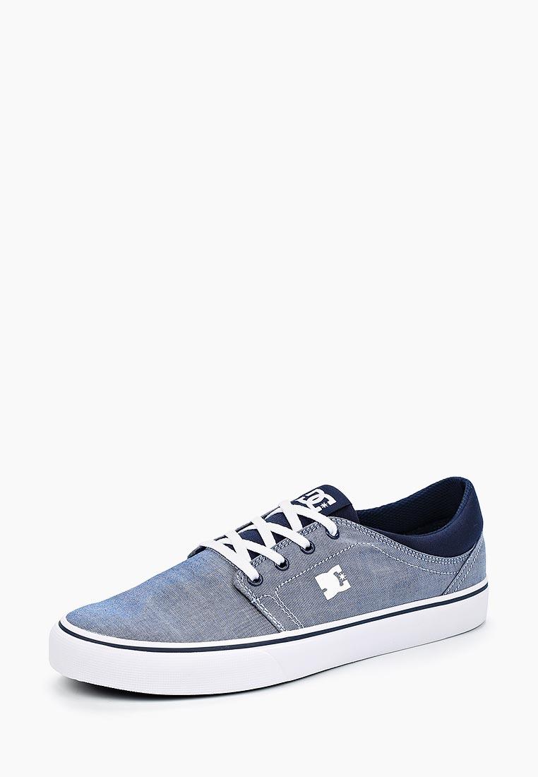 Купить Кеды DC Shoes - цвет: голубой, Вьетнам, DC329AMBNSJ3