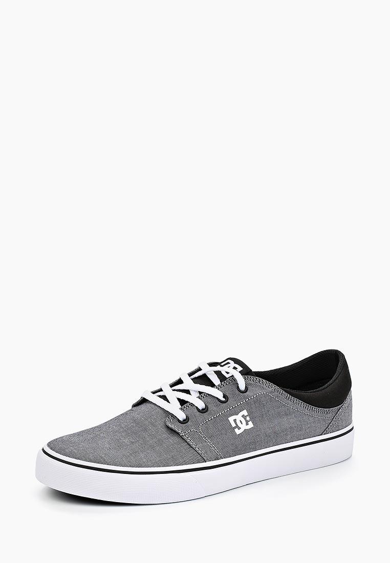 Купить Кеды DC Shoes - цвет: серый, Вьетнам, DC329AMBNSJ4