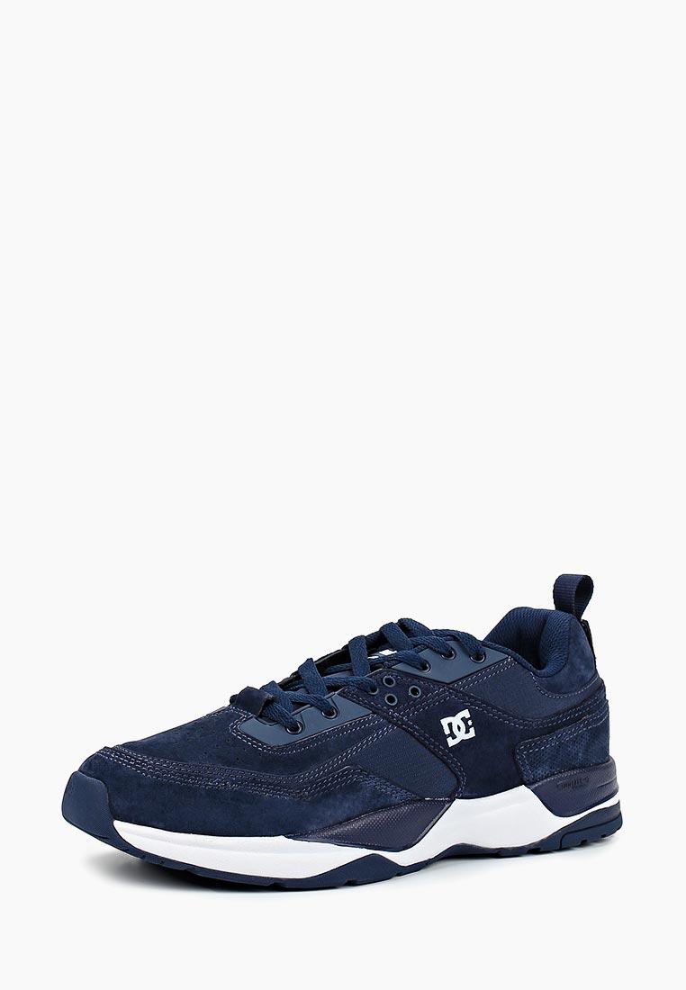 Кроссовки DC Shoes - цвет: синий, Вьетнам, DC329AMCFEQ7  - купить со скидкой