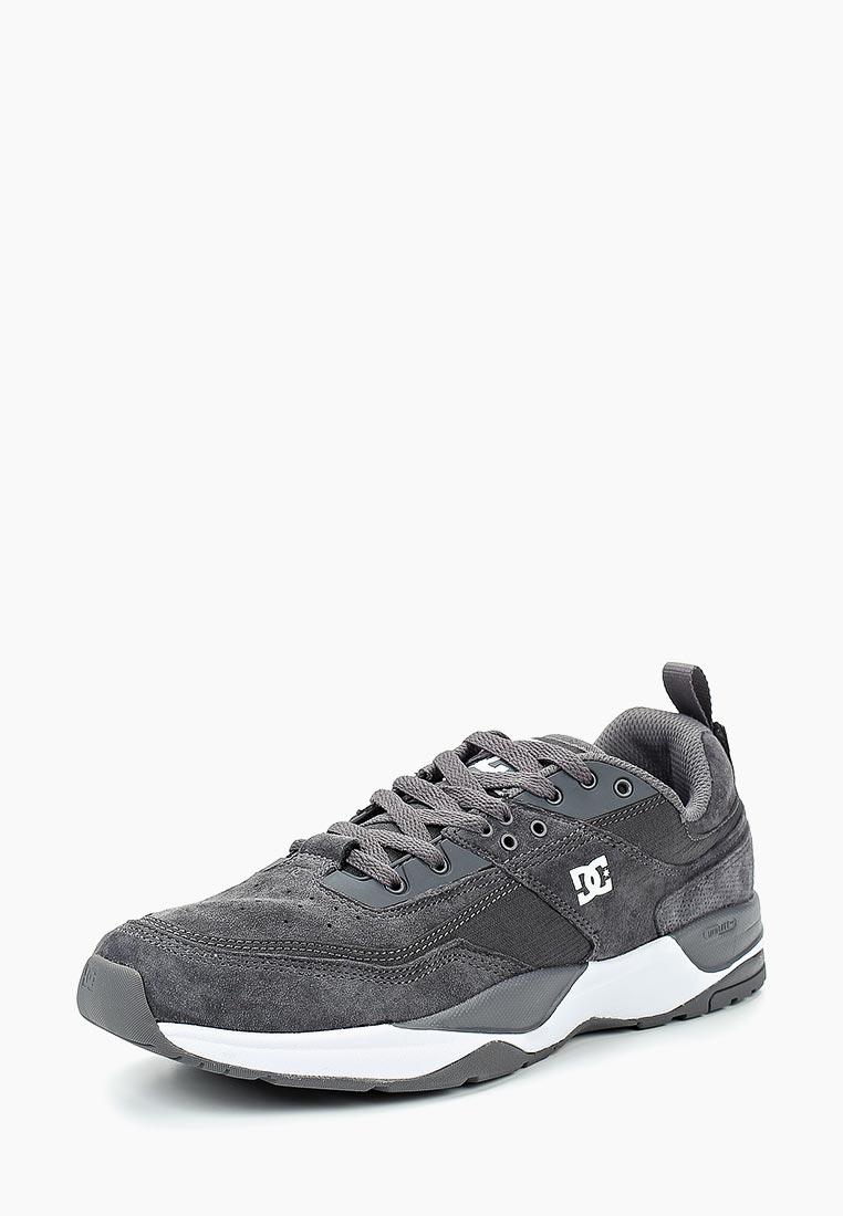 Кроссовки DC Shoes - цвет: серый, Вьетнам, DC329AMCFEQ8  - купить со скидкой