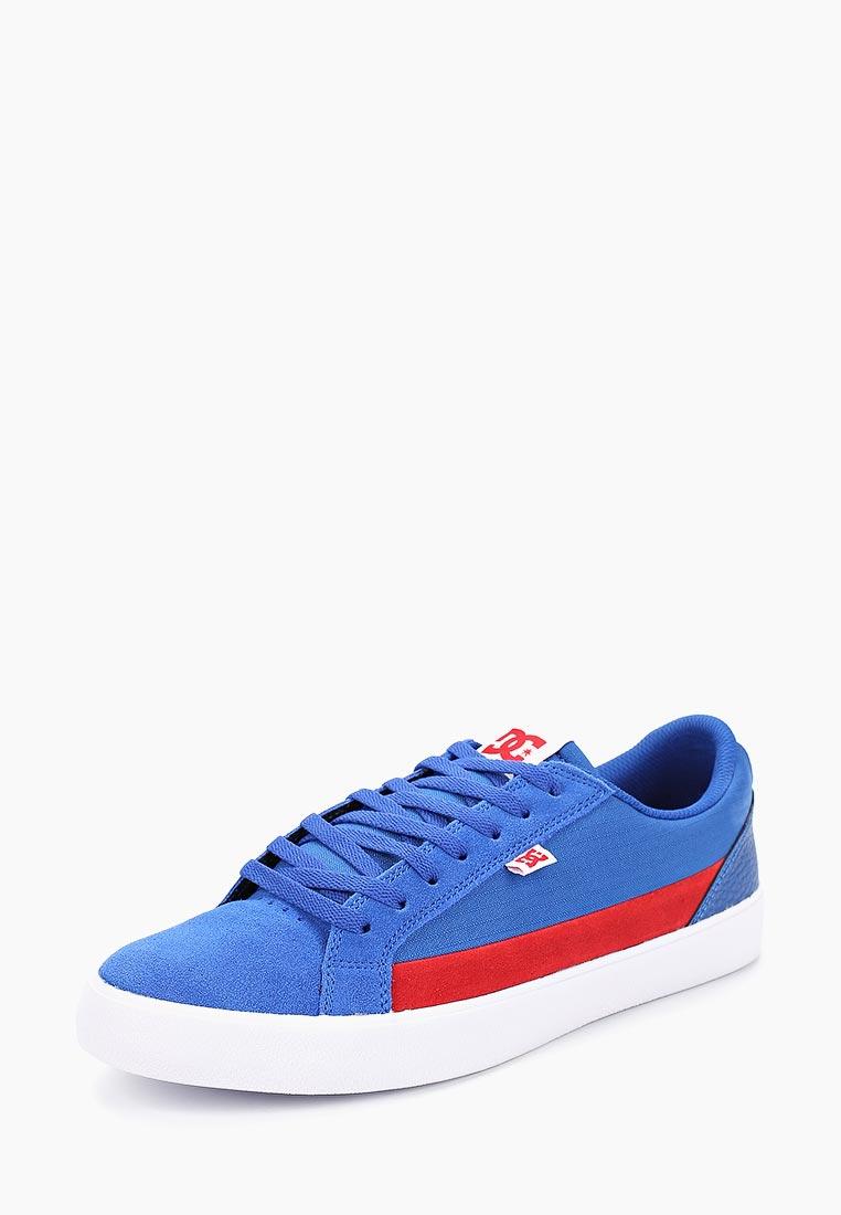 Купить Кеды DC Shoes - цвет: синий, Китай, DC329AMDESL0