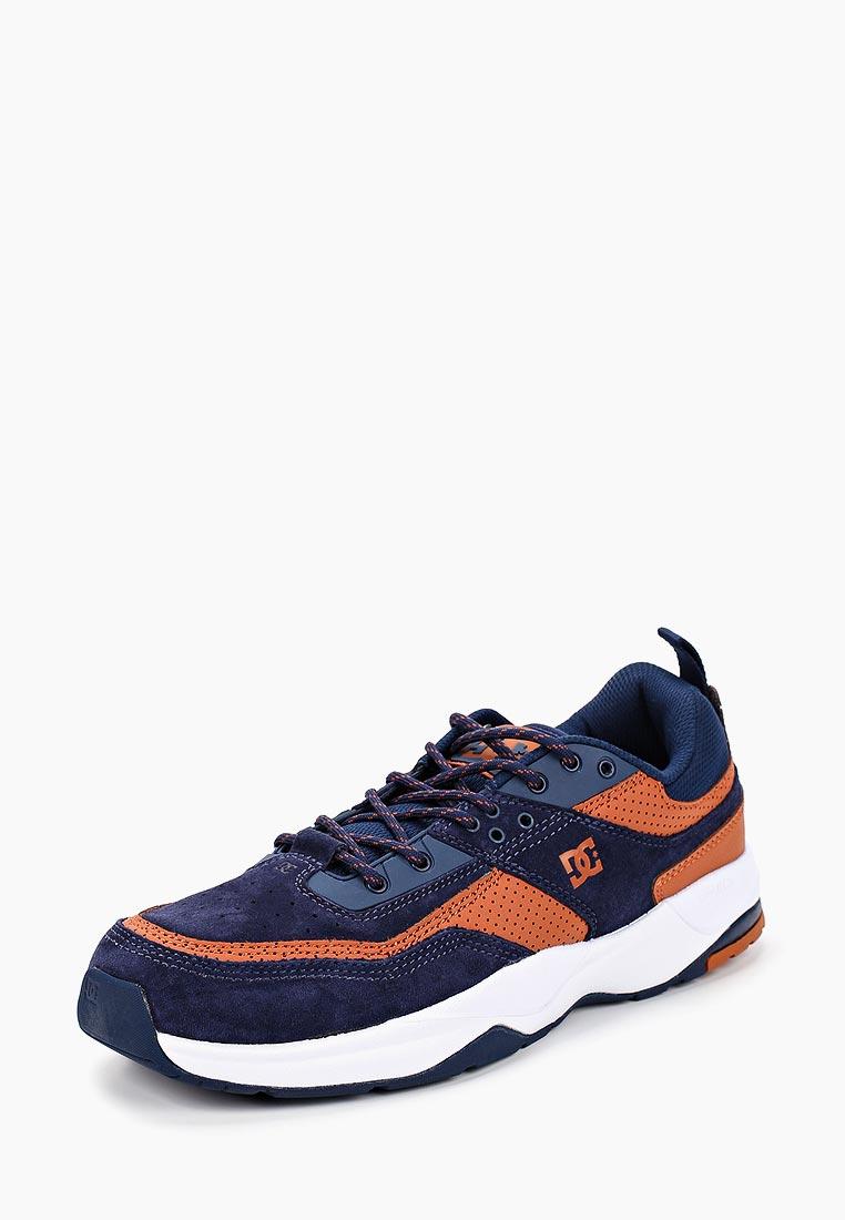 Купить Кроссовки DC Shoes - цвет: синий, Вьетнам, DC329AMDESL1