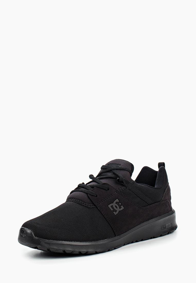 Купить Кроссовки DC Shoes - цвет: черный, Вьетнам, DC329AMPFI07