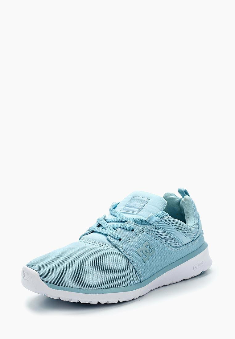 Купить Кроссовки DC Shoes - цвет: голубой, Вьетнам, DC329AWAKBM6