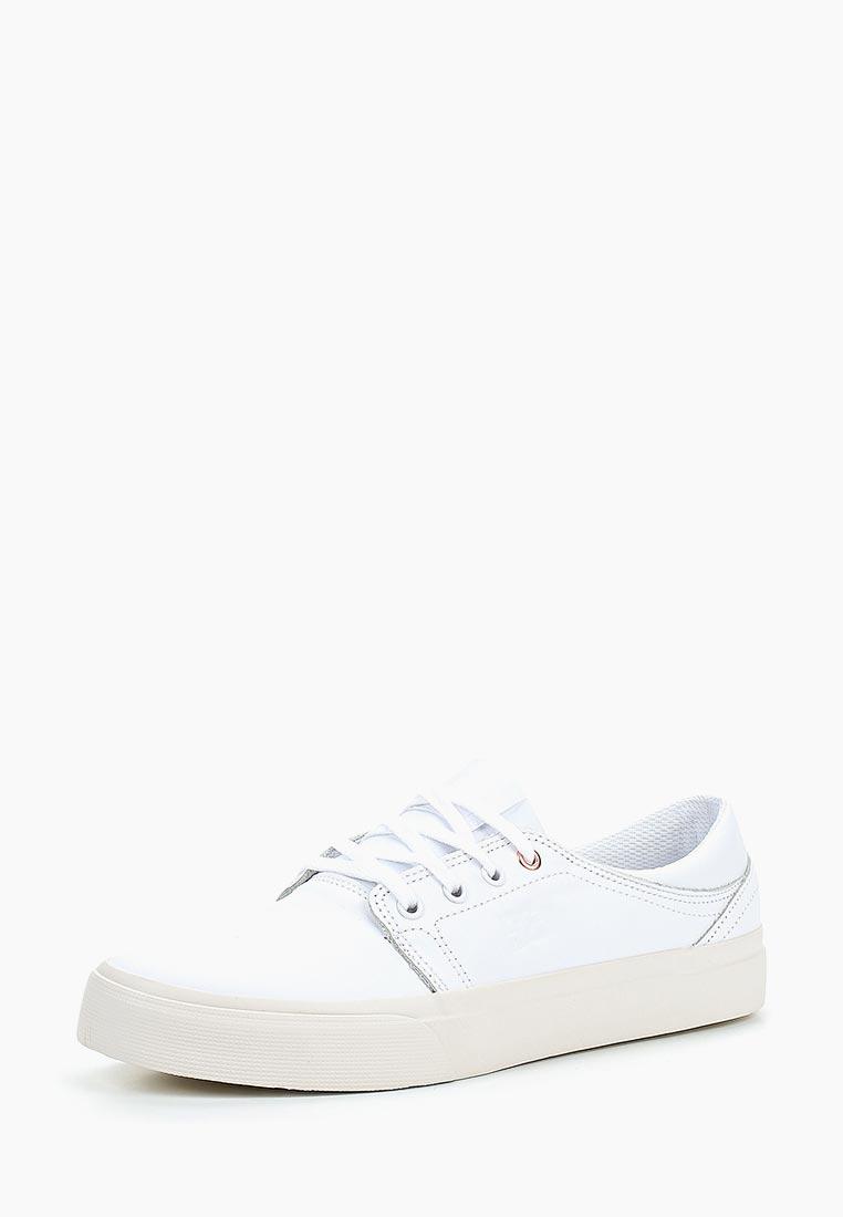 Купить Кеды DC Shoes - цвет: белый, Китай, DC329AWCFEZ8